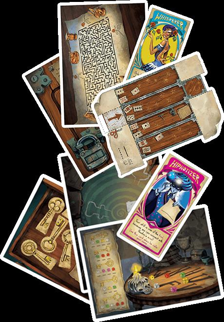 puzzles - escape room kit